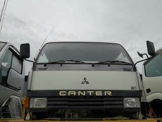 Canter FE434 3Ton Panel