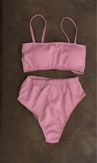 Swimsuit Highwaist