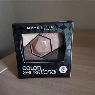 Maybelline Color Sensational 五色眼影  Rose Quartz Pink