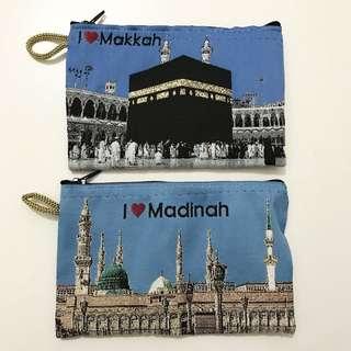 Madinah/makkah pouch