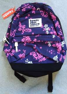 Authentic Superdry Backpack