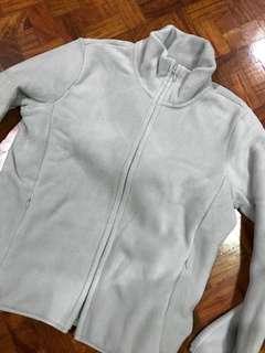 Uniqlo Fleece Jacket gray