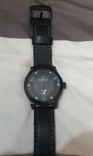REDDIGTON LEATHER WATCH