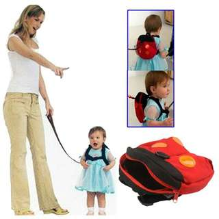Ladybug Kid Safety Harness