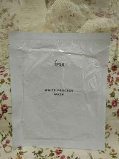 🚚 IPSA 肌淨白面膜