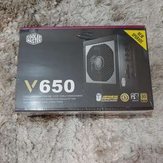Coolermaster V650 Power Supply *Brand New