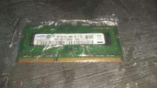 Samsung RAM 2 GB ddr3 So-dimm