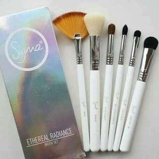 Sigma Ethereal Radiance Brush kit 💖