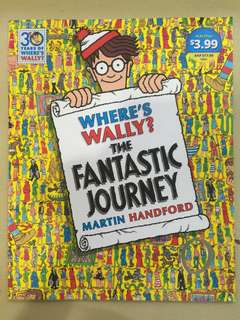 Where's Wally the fantastic journey