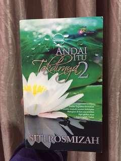 Andai Itu Takdirnya 2 - Siti Rosmizah