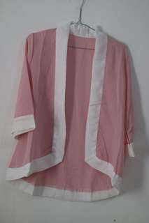 Outer Ola Cardu Pink
