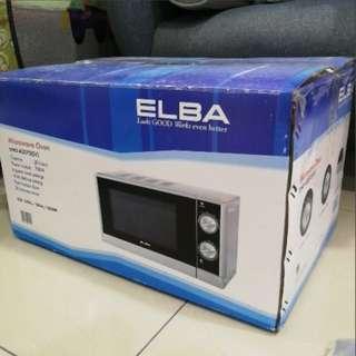 🆕Elba microwave oven