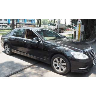 ORIGINAL USED MERCEDES W221 S300L 2007 MODEL CAR PARTS FOR SALE (07034)