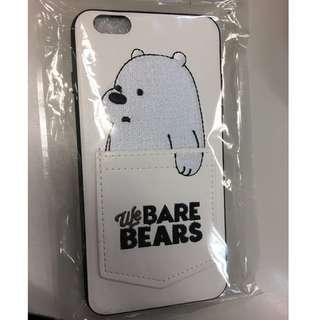 全新iPhone 6/6S PLUS case (包郵)