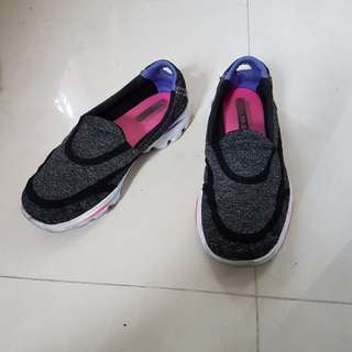 Skechers go walk2 兒童 便走鞋:18CM