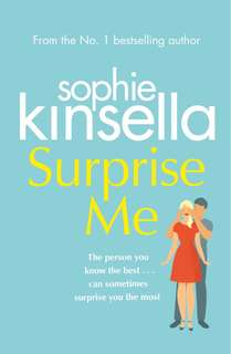 Surprise Me (Sophie Kinsella)