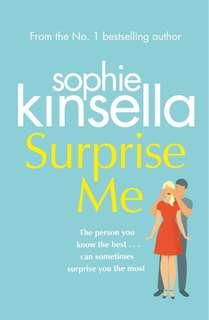 Surprise Me (Sophie Kinsella)