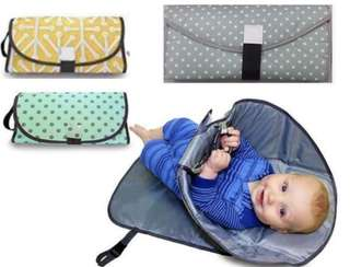 Portable Clean Hands Diaper Changing Mat