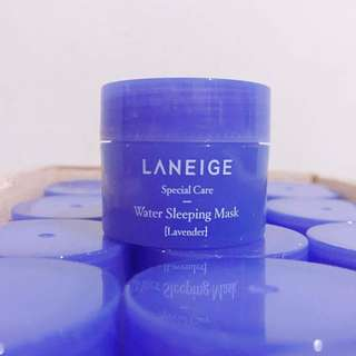 Laneige Water sleeping lavander