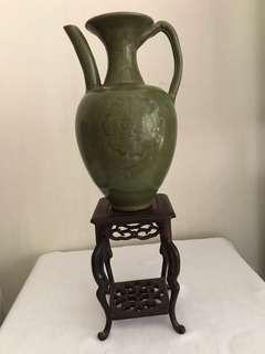 A Fine Porcelain Ewer