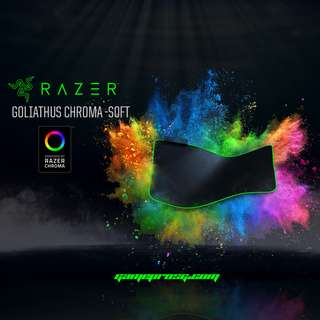 Razer Goliathus Chroma Soft Gaming Mouse Mat (RZ02-02500100-R3M1)