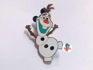 [交換優先] 迪士尼 冰雪奇緣 雪寶 小白 pins