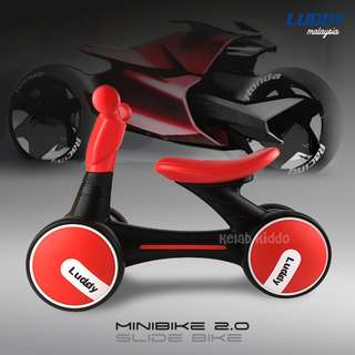 LUDDY MINIBIKE - 2.0 Red (Original)