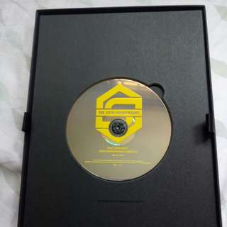 SECHSKIES 20th anniversary bluray disc
