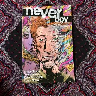 Neverboy by Shaun Simon