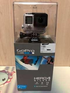 BRAND NEW GoPro Hero 4 Silver