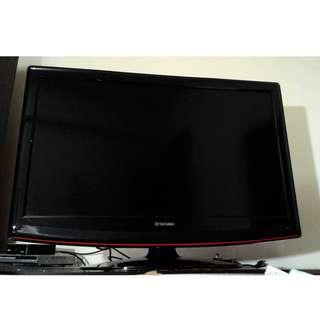 大同 42吋 電視+視訊盒