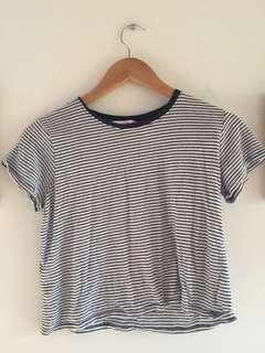 supre t shirt striped