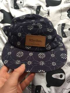 Rhythm cap