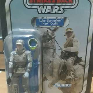 Star Wars Vintage Collection Luke Skywalker (Hoth Outfit)