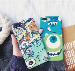 iPhone可愛款💕怪獸大學手機殻