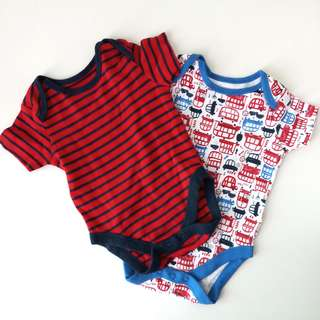 Mothercare Rompers 6 - 9 months