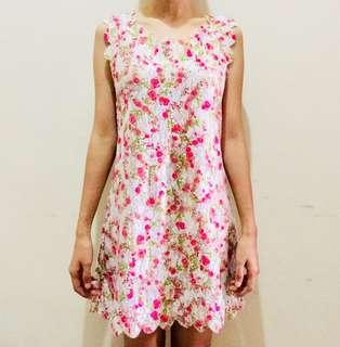 Sparkling Lace Dress  (NOT4SWAP)