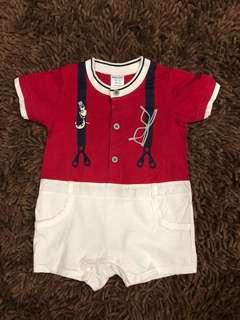 Baby Boy Romper Baby kiko