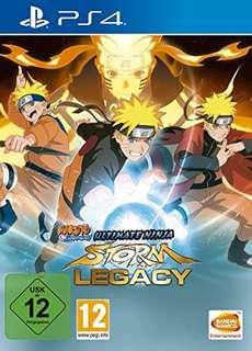 Naruto storm legacy