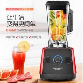 Heavy Duty Power 1500W Blender Multi Functional Food Processor 1.75L