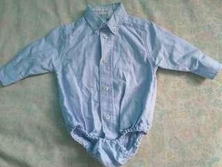 Zippy Long-Sleeved Polo
