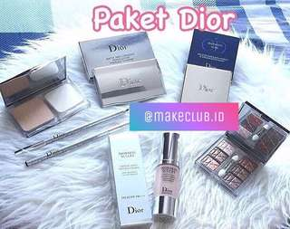 Paket Dior 4 in 1