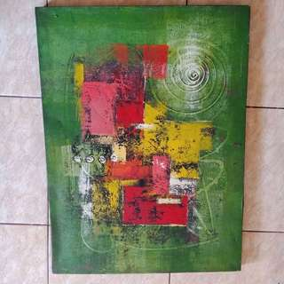 Art Painting - Abstract
