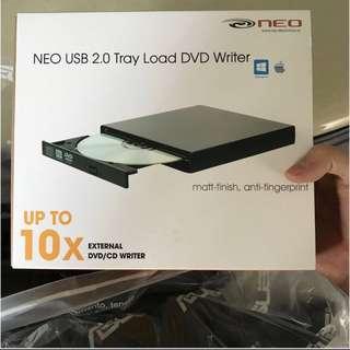 Neo Electronics USB 2.0 Tray Load DVD Writer