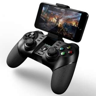 Ipega PG-9076 3-in-1 Wireless Bluetooth Gamepad For Android IOS PC PS3