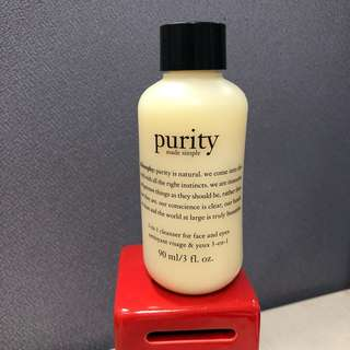 Purity cleanser 90ml