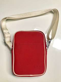 Lacoste small cross body bag