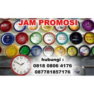 Jam Dinding Promosi