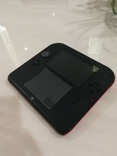 Use Nintendo 2ds