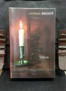 # Novel《Bran-New + Timeless Classic Collection Fiction/English Literature 》Charlotte Bronte - VILLETTE